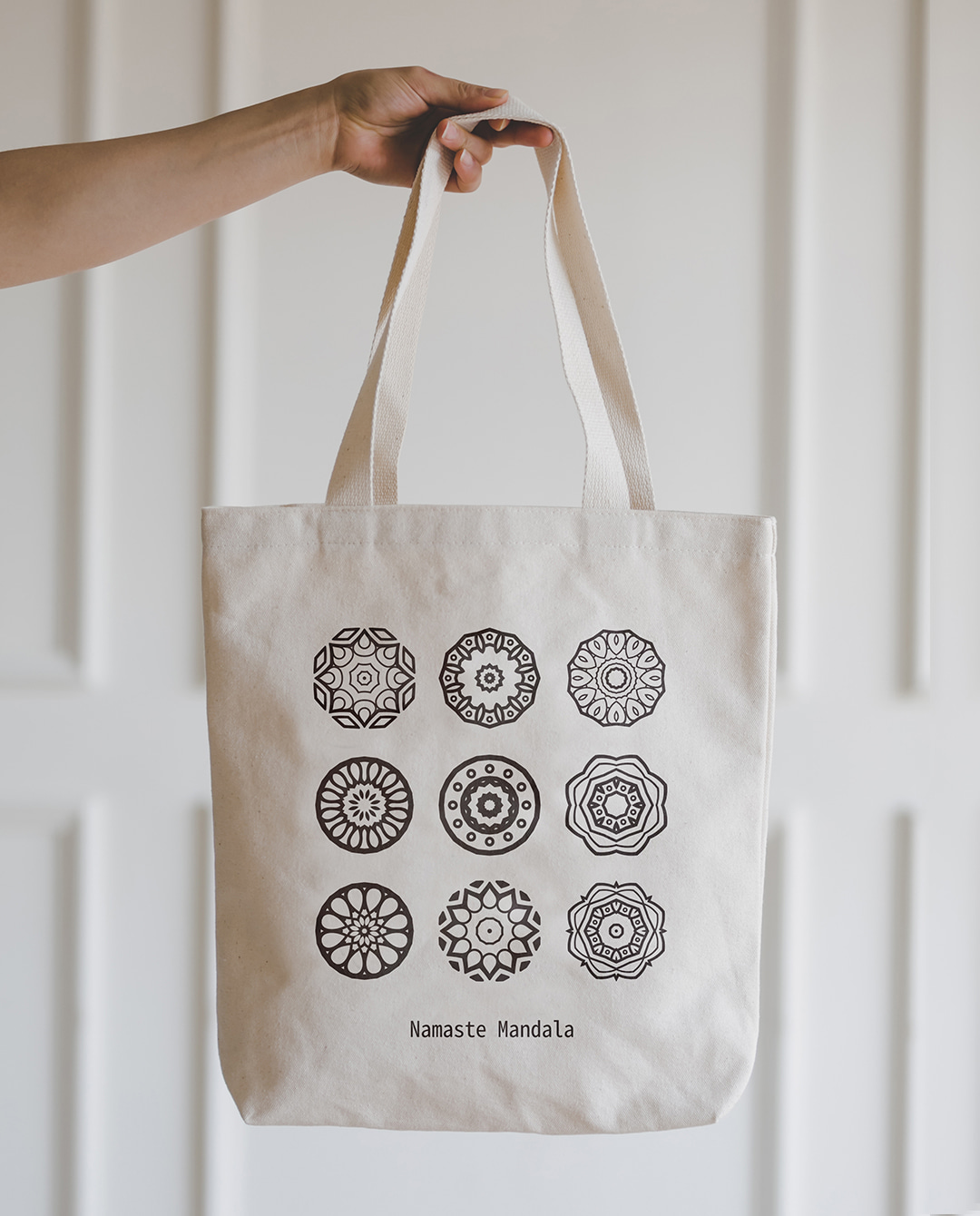 Namaste Mandala Eco bag